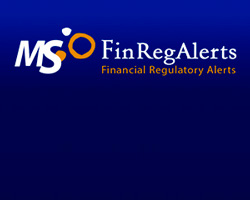 FinRegAlerts, Financial Regulatory Alerts App