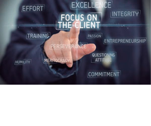 Management Solutions - Our values