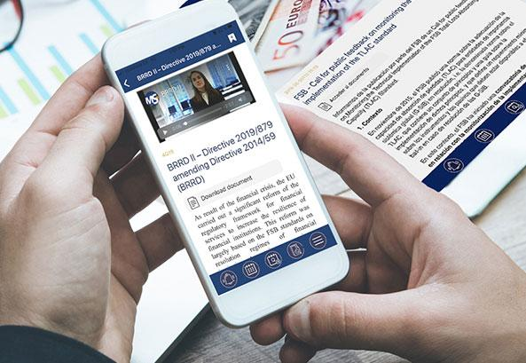 FinRegAlerts, a App de alertas regulatórios financeiros