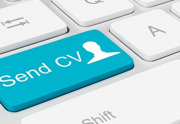 Envía tu CV