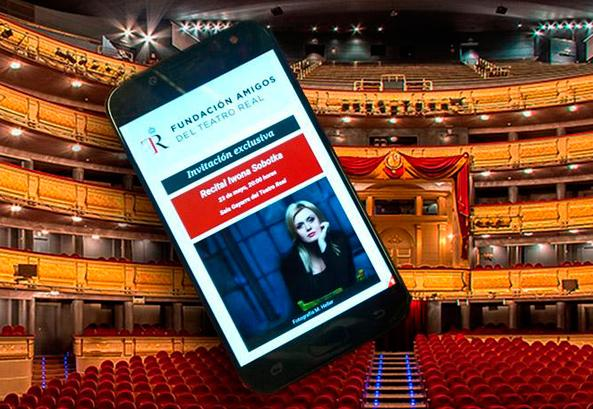 Management Solutions and its professionals renew their support to the Friends of the Teatro Real Foundation