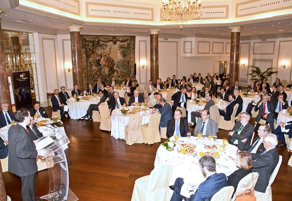 Management Solutions sponsors a breakfast panel debate organized by the ICADE Business Club