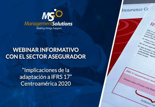 """Implications of adapting to IFRS 17"" webinar in Central America"