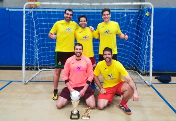 New York Corporate Indoor Soccer League