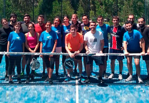 III Torneio de padel da Management Solutions Portugal