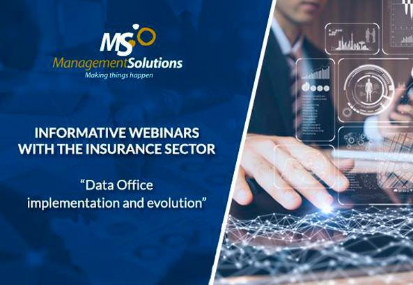 Webinar: Data Office implementation and evolution in the insurance sector