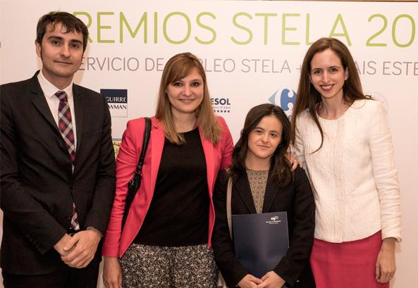 Management Solutions awarded the 2015 Stela Prize