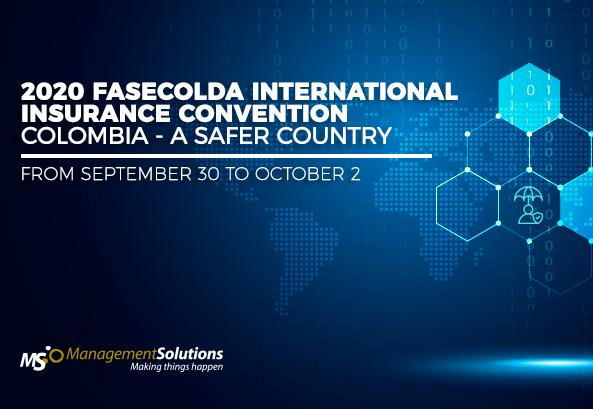 Management Solutions participates in the 2020 Fasecolda International Insurance Convention
