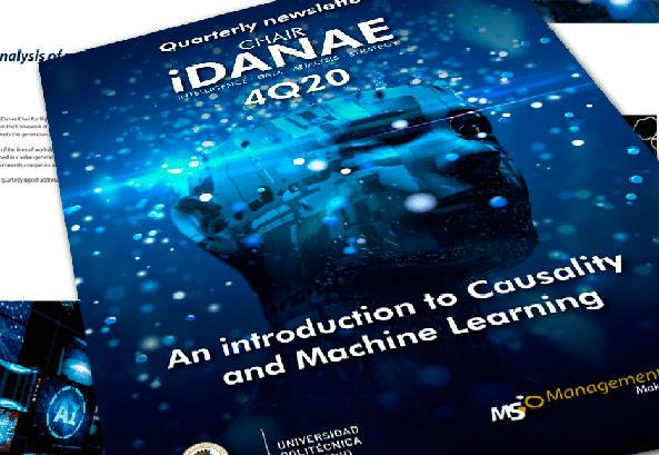 Newsletter trimestral da Disciplina iDanae: Causal Machine Learning
