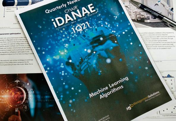 iDanae Chair quarterly newsletter: Machine Learning Algorithms