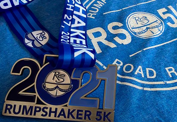 Management Solutions participates in the Rumpshaker Race 2021