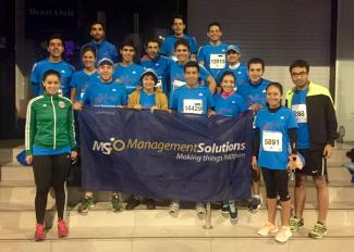 Management Solutions participates in the X BBVA Bancomer Race