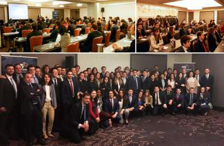 Management Solutions United States holds its Yearly Meeting 2015