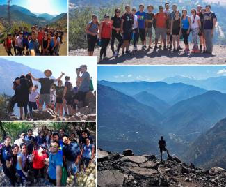 Management Solutions organizes a charity trekking challenge in Chile