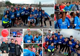 Management Solutions participates in the 5th Entreculturas Solidarity Race