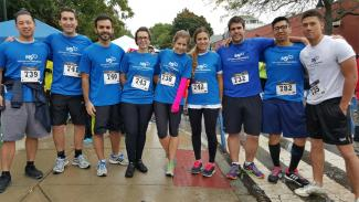 "Management Solutions participa en la carrera ""Somerville Homeless Coalition 5K Road Race"""