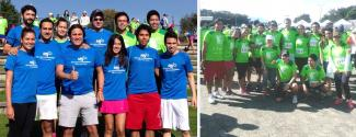 Management Solutions participates in Bogota's First Green Race