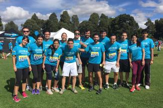 Management Solutions participa en la Carrera UNICEF 10K 2015