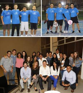 I torneio de Paddle da Management Solutions Peru