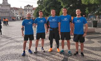 Management Solutions participates in the 4th Montepío race in Lisbon