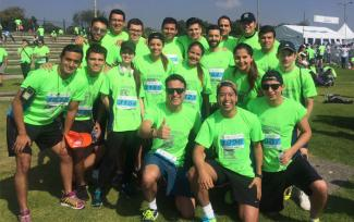 Management Solutions participates in Bogota's Green Race 2017