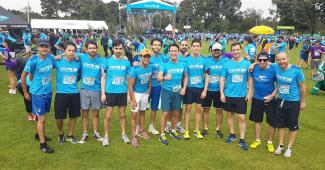 Management Solutions participa na Corrida UNICEF 10K 2017