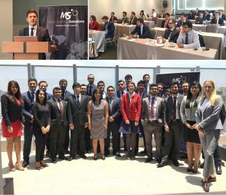 Management Solutions Peru realiza seu Yearly Meeting