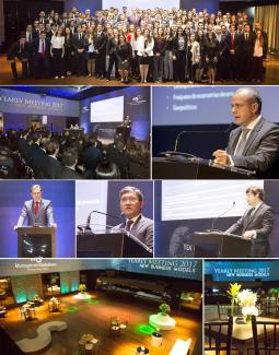 Management Solutions Brasil celebra su Yearly Meeting 2017