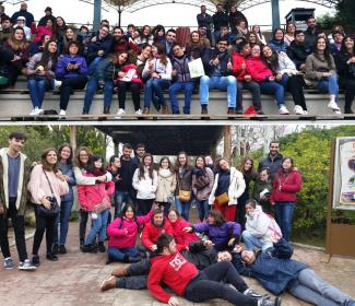 Social Action: volunteering with Down Madrid