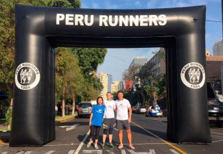 Management Solutions participa en la Wings for life World Run celebrada en Lima