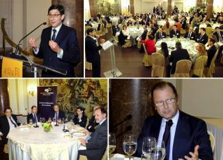 Management Solutions participates in the closing of the Club Empresarial ICADE Annual General Meeting