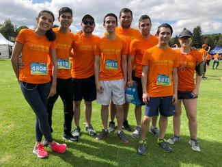 Management Solutions participates at the 2018 UNICEF 10K race
