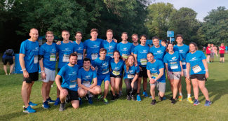Management Solutions participa en el J.P. Morgan Corporate Challenge de Londres