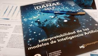 Publication of the first iDanae Chair quarterly newsletter