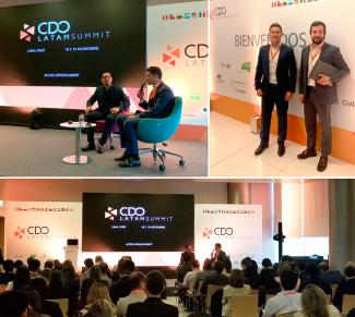 "Management Solutions participa do ""CDO Latam Summit"""