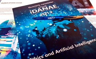 IDanae Chair quarterly newsletter: Ethics and Artificial Intelligence