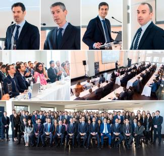 Management Solutions United States holds its Yearly Meeting 2019