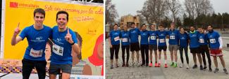 "Double victory for Management Solutions in the ""Run for a Cause"" charity race"
