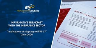 Café da manhã virtual sobre IFRS 17 no Chile